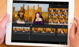 Video editing software on ipad