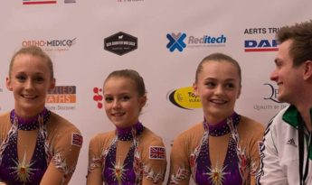 Old Falcons to Represent Team GB in the Acrobatic Gymnastic World Championships