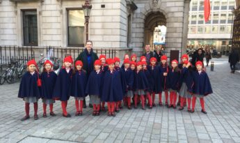 Year 3 Visit to the Royal Academy