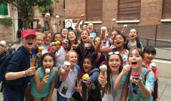 Year 6 in Venice – Monday