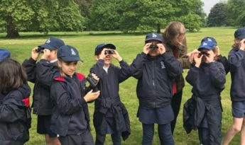 Year 3 Visit to The Lookout