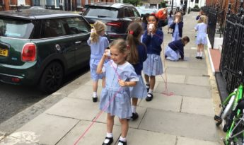 'Good Vibrations' in Year 1