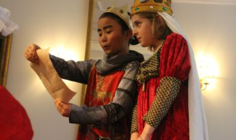 Year 4 Play – What a Knight