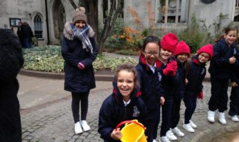 Year 2 and the Great Fire of London Walking Tour