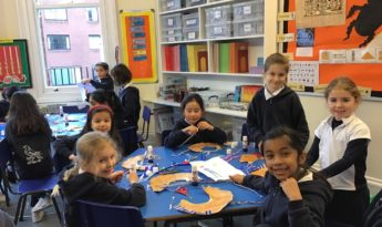 Year 2's Egyptian Lesson