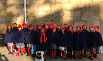Year 4 Trip to Tower of London