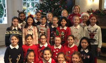 Merry Christmas from Year 5