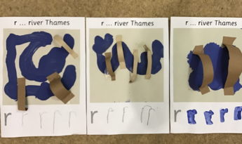 This Week in Nursery…