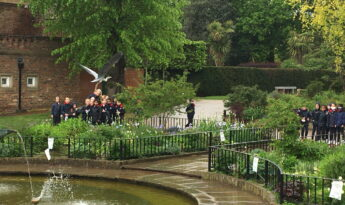 Year 2 Visit to Holland Park ecology Centre
