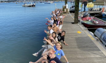 Year 6 in Sussex – Day One