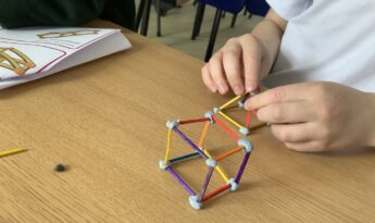 Year 3: making 3D shapes
